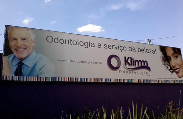 Fachada de Dentista de Curitiba